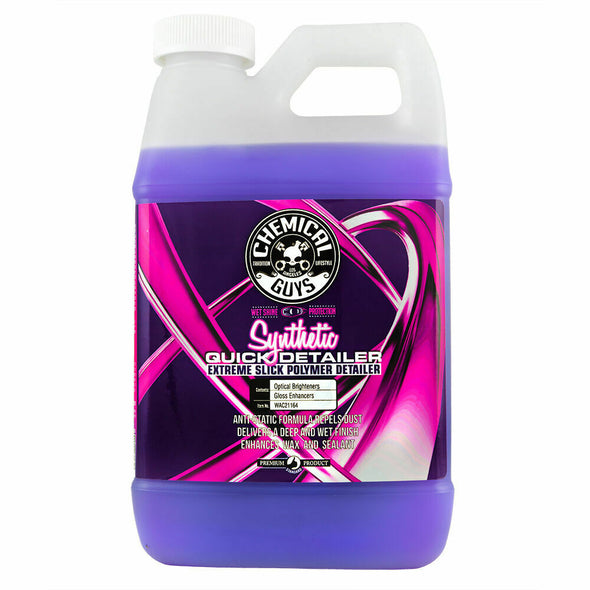Chemical Guys Synthetic Quick Detailer (64 oz) - Detailing Connect