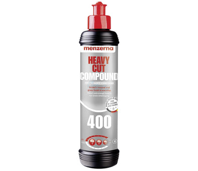 Menzerna Heavy Cut Compound 400 8 oz. - Detailing Connect