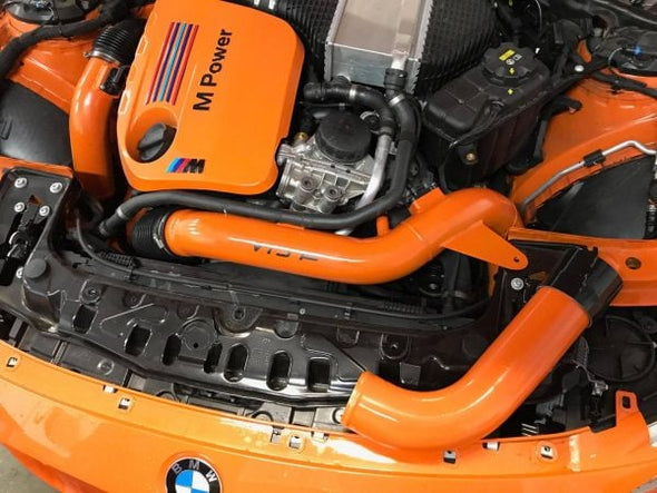 VRSF Front Facing Air Intakes 2015+ BMW M3 & M4 F80 F82 S55 - Detailing Connect