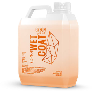 GYEON Q2M WETCOAT 1-Gal - Detailing Connect