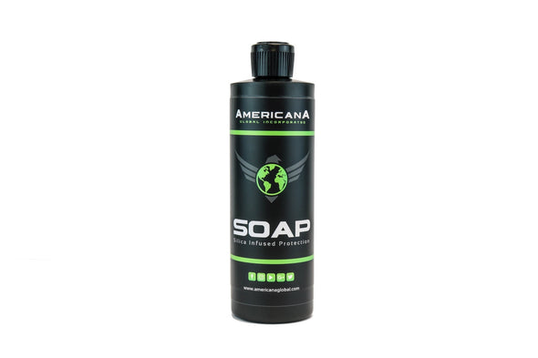 Americana Ceramic Aftercare Soap 16oz - Detailing Connect