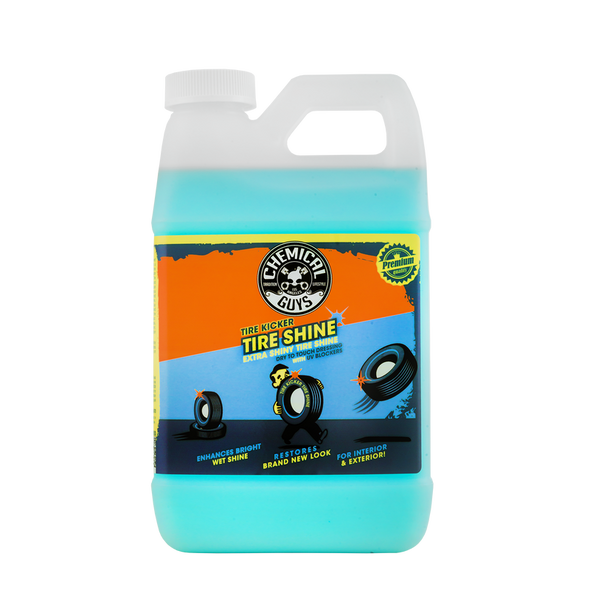 Chemical Guys Tire Kicker Extra Glossy Tire Shine 64oz - Detailing Connect