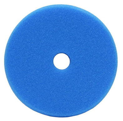 "6"" Uro-Cell™ Blue Heavy Cutting Foam Grip Pad - Detailing Connect"