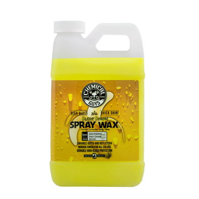 Chemical Guys Blazin' Banana Natural Carnauba Spray Wax 64oz - Detailing Connect