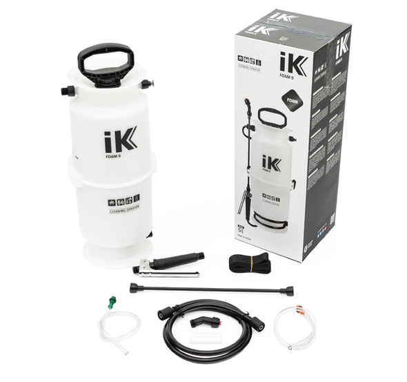 iK Foam 9 Sprayer - Detailing Connect