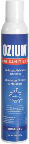 Ozium Air Sanitizer 8 Oz. Spray 6 pack - Detailing Connect