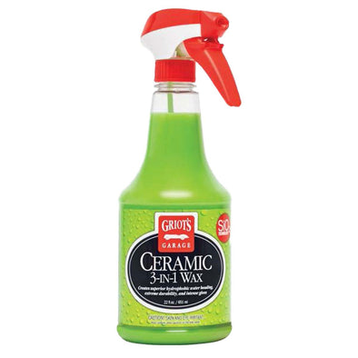 Griot's Garage Ceramic 3-in-1 Wax - Detailing Connect