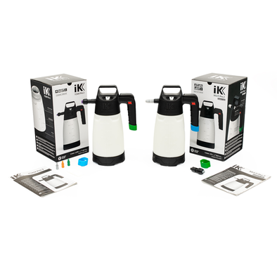 iK Pump Multi & Foam Sprayer Pro 2 Combo Kit (2-PACK) - Detailing Connect
