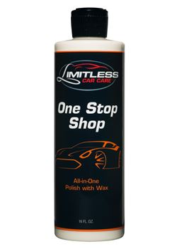 Limitless One Stop Shop 16oz - Detailing Connect