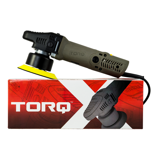 TORQX Random Orbital Polisher - Detailing Connect