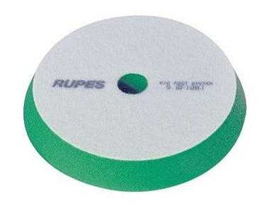 "RUPES Green Medium Foam Pad - 5"" - Detailing Connect"