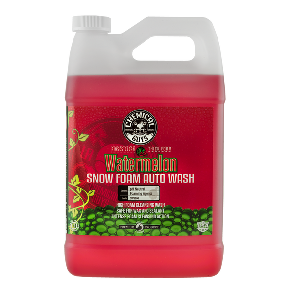 Chemical Guys Watermelon Snow Foam 1 Gal - Detailing Connect