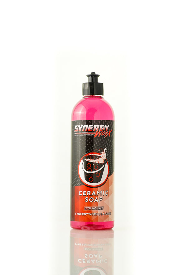 SynergyWorx Ceramic Soap 16oz - Detailing Connect