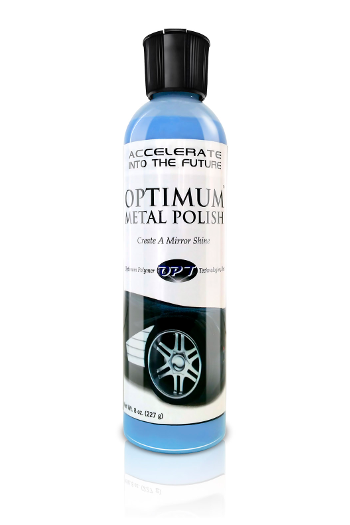 Optimum Metal Polish 8oz - Detailing Connect