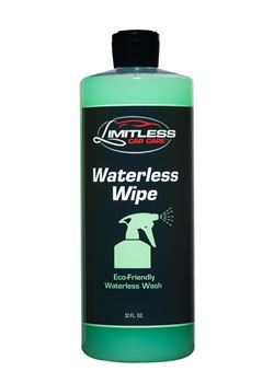Limitless Waterless Wipe 32oz - Detailing Connect