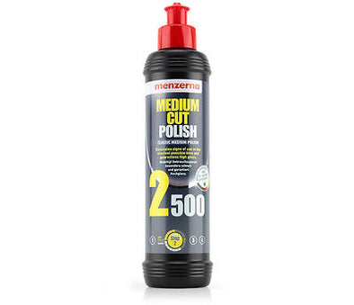 Menzerna Medium Cut Polish 2500 8 oz. - Detailing Connect