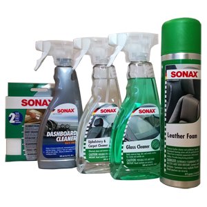 SONAX Premium Auto Interior Kit - Detailing Connect