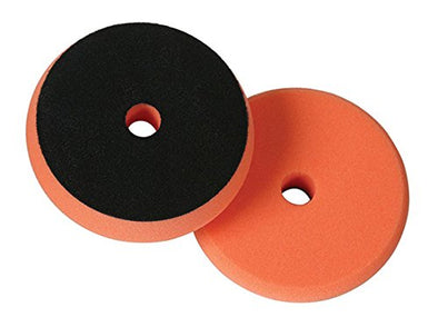 Lake Country Force Hybrid Orange Pad 6.5 inch - Detailing Connect