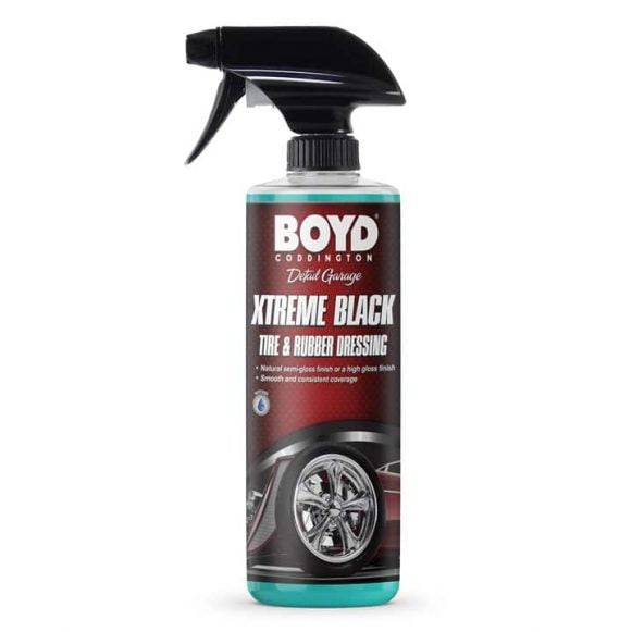 Boyd Coddington Xtreme Black Tire Shine 16oz - Detailing Connect