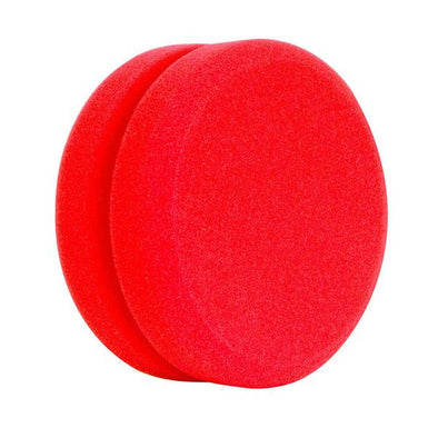"4.5"" Premium Red Foam Applicator - Detailing Connect"