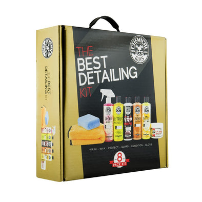 Chemical Guys The Best Detailing Kit - Detailing Connect
