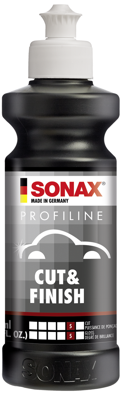 Sonax Cut and Finish 250ml - Detailing Connect