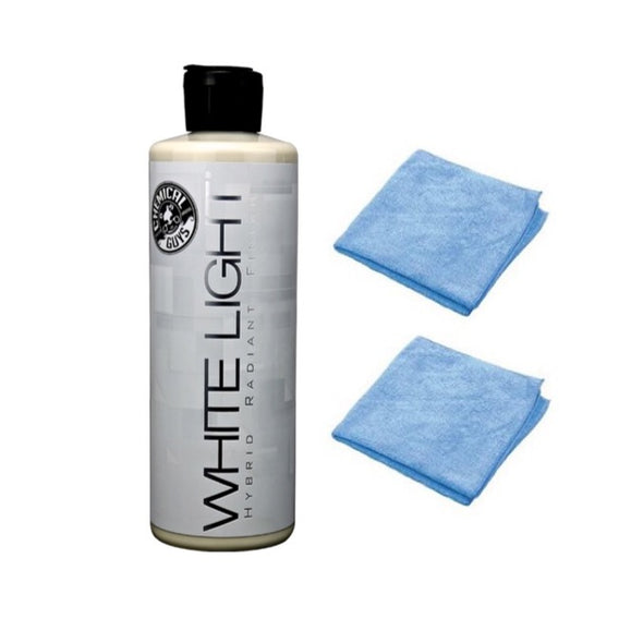 Chemical Guys White Light Hybrid Glaze and Sealant - Detailing Connect