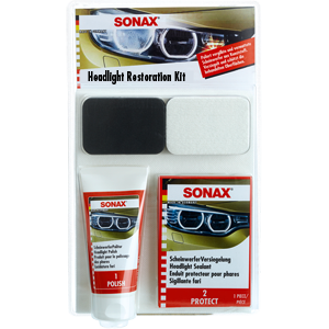 SONAX Headlight Restoration Kit - Detailing Connect