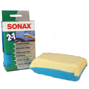 SONAX Windscreen Sponge - Detailing Connect