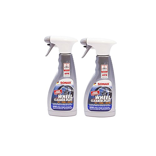 Sonax Wheel Cleaner Plus (2) Pack - Detailing Connect