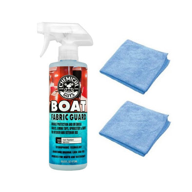 Chemical Guys Marine and Boat Fabric Guard - Detailing Connect