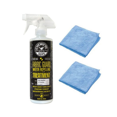Chemical Guys Fabric Guard Interior Protector - Detailing Connect