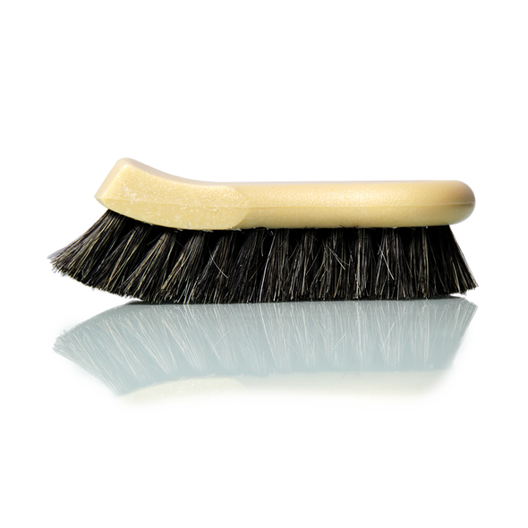 Long Bristle Horse Hair Leather Cleaning Brush - Detailing Connect