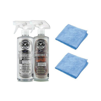 Chemical Guys Convertible Top Cleaner & Protectant Kit - Detailing Connect