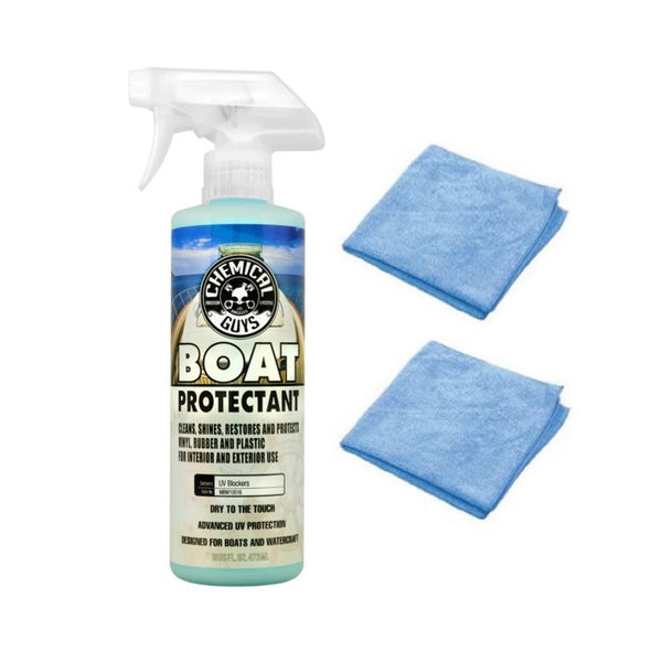 Chemical Guys Marine and Boat Vinyl & Rubber Protectant - Detailing Connect