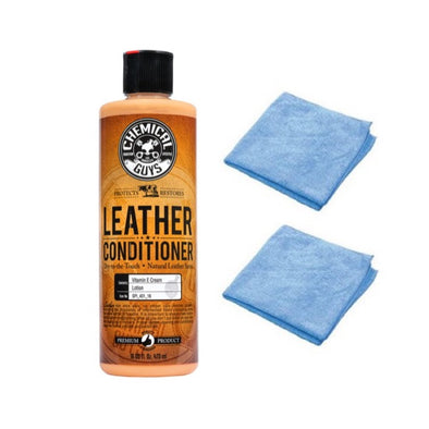 Chemical Guys Leather Conditioner - Detailing Connect