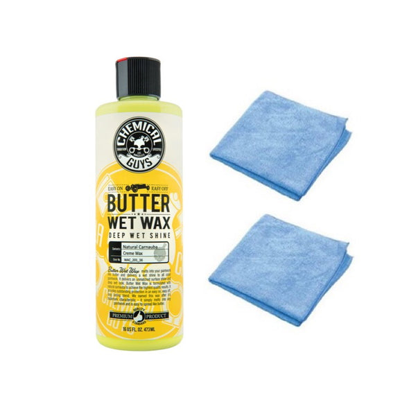 Chemical Guys Butter Wet Wax - Detailing Connect