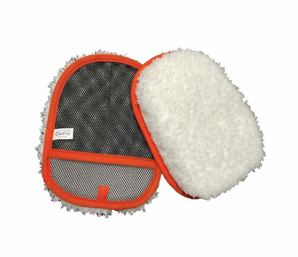 CarPro Hand Wash Microfiber Mitt *New* - Detailing Connect