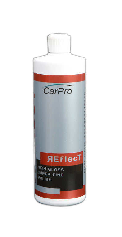 CarPro Reflect High Gloss Finishing Polish 500ml (17oz) - Detailing Connect