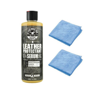 Chemical Guys Leather Serum Protectant - Detailing Connect