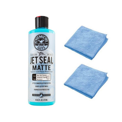 Chemical Guys JetSeal Matte Sealant and Paint Protectant - Detailing Connect