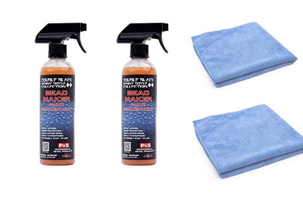 P&S Beadmaker 2 pints + 2 free microfiber towels - Detailing Connect