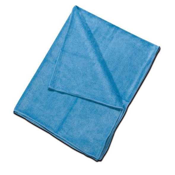 "24"" x 30"" Large Blue Micro Fiber Drying Towel - Detailing Connect"