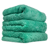 Happy Ending Towel 3 Pack (GREEN) - Detailing Connect