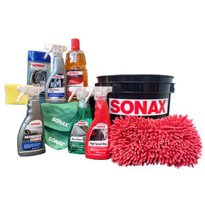 SONAX Summer Bucket Kit - Detailing Connect