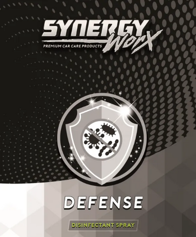 SynergyWorx Defense Disinfectant Spray 16oz - Detailing Connect