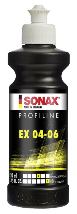 Sonax Ex 04-06 250ml - Detailing Connect