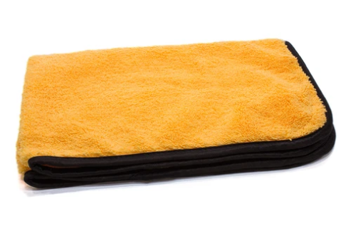 Elite Silk Edge Microfiber Detailing Towel 360 gsm, 16 in. x 24 in. - Detailing Connect