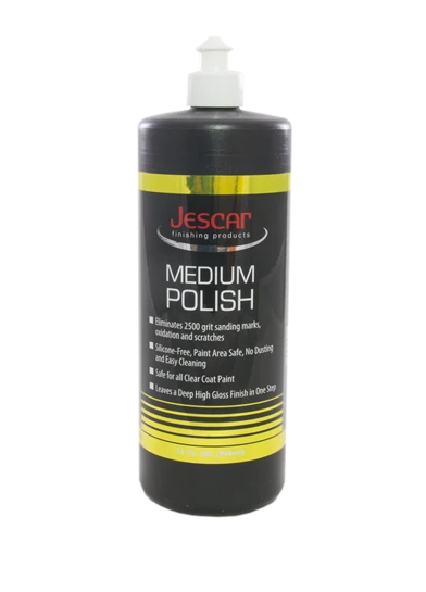 Jescar Medium Polish 32oz - Detailing Connect