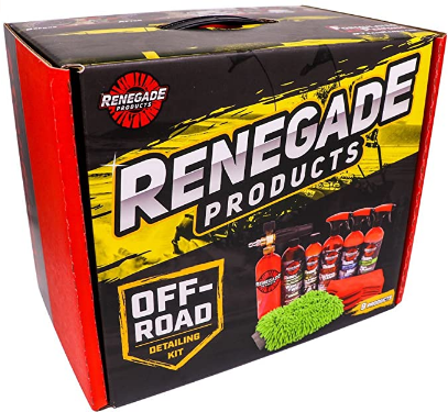 Renegade Products Off Road Detailing Kit - Detailing Connect